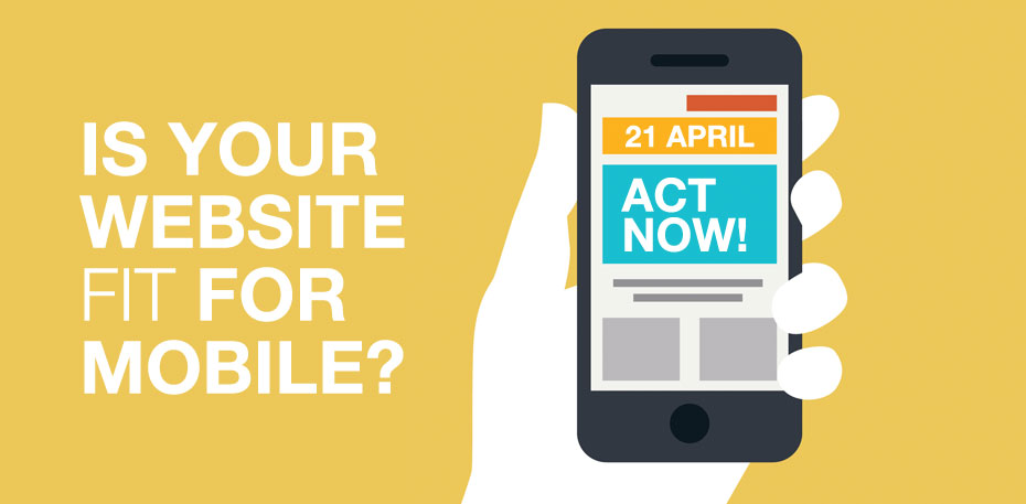 Is your website fit for mobile?